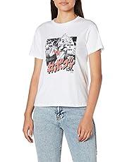 DeFacto Baskılı Kısa Kollu T-Shirt Tişört Kadın