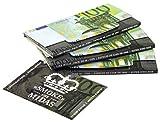 «SMOKE» LIKE MIDAS - Papel de liar premium de billetes de 100 euros - Pack 3 librillos (100€)