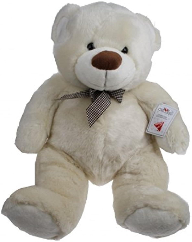 Knuffelbeer 40 cm weiß B0772WTGXM Bekannt für seine hervorragende Qualität     | Düsseldorf Online Shop
