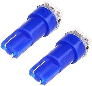 CCIYU 15xブルーT5ダ����ュボ��ドゲージ1-5050 SMD LEDウェ����電��+ 7xウルトラブルーT10 3020 6-SMD LED 168 194 2825 W 5 W W 5 W