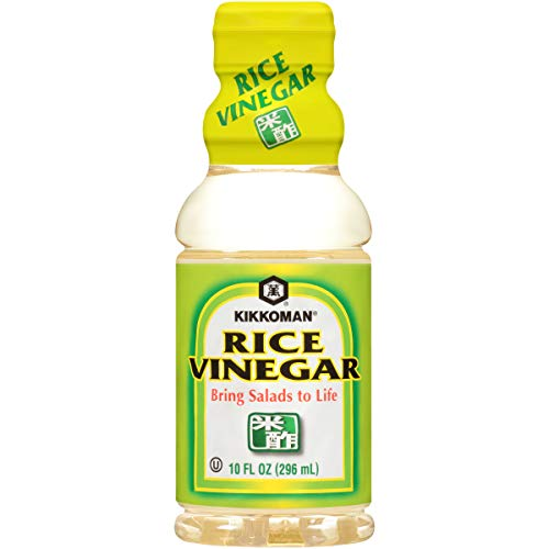 Kikkoman Rice Vinegar, 10 Fluid Ounce