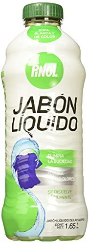 jabon blanca nieves aurrera fabricante Pinol