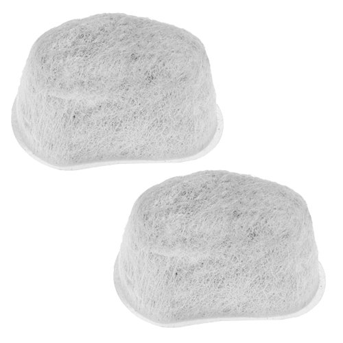 Rowenta/Krups 472-00 Charcoal Water Filters, 2-Pack - Quantity 10 Coffee Maker Parts & Accessories