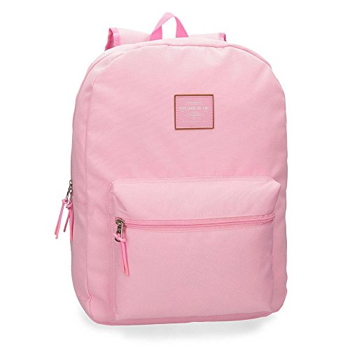 Pepe Jeans Cross Mochila 44 cm, color Rosa