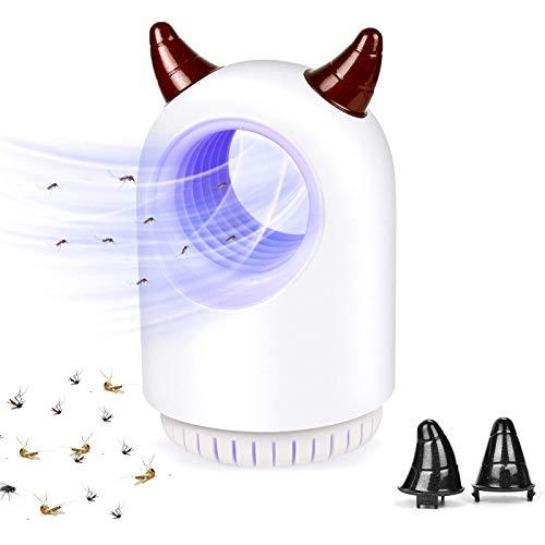 Elektrischer Insektenvernichter,insektenvernichter,Anti Moskito Lampe,Insektenfalle Lampe,Moskito-Mörder-Lampe,USB-angetriebene,Keine Strahlung,Stummschaltung,Verwendung in dunklen Innenräumen.