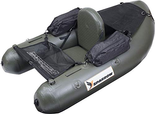 Sparrow Float Tube Attack 165 - Olive - 165 x 100, 6.6,...