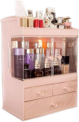 1yess Cosmetic Storage Box Girls...
