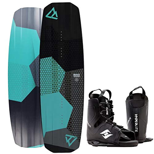 Hyperlite BRUNOTTI PROPULISON wakeboard Flex Board Grindbase Cable Wakeboard-set binding 142cm