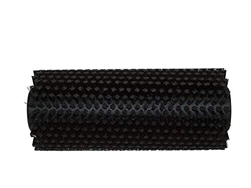 partmax® Bürstenwalze für Lux Uniprof 240, Poly 0,45 mm glatt braun, Walze, Walzenbürste, Kehrwalze