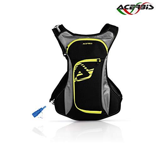 Acerbis Wasserabweiser DRINK BAG schwarz/gelb