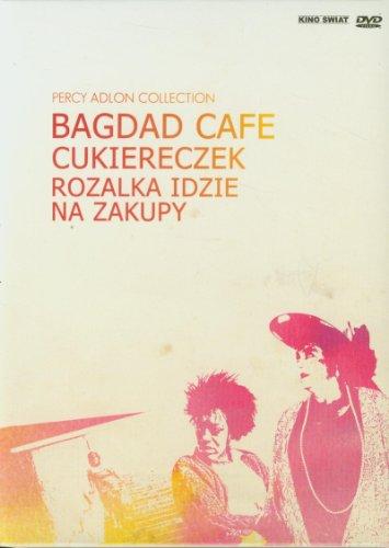 Percy Adlon: Bagdad Cafe / Cukiereczek / Rozalka idzie na zakupy [3DVD] (No hay versión española)