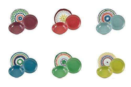 Villa D'Este Home Tivoli 2191828 - Vajilla de porcelana y gres