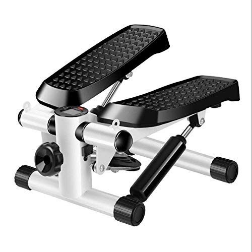 MGIZLJJ Stepper Home Exercise Stepper Machine Swivel Elliptical Trainer Low Noise Less Than 60 Decibels Best for Exercising at Home