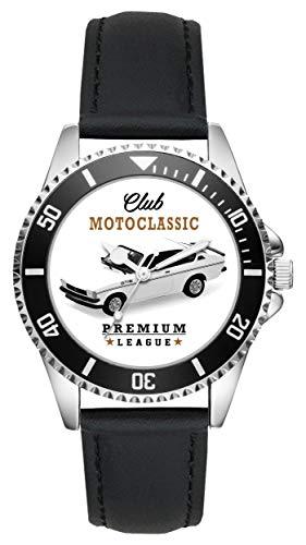 Geschenk für Opel Kadett GTE Oldtimer Fans Fahrer Kiesenberg Uhr L-2658