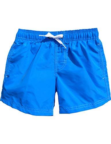 Sundek Badeshorts für Jungen, Motiv Rücken 504 Gr. 10 Jahre, blau