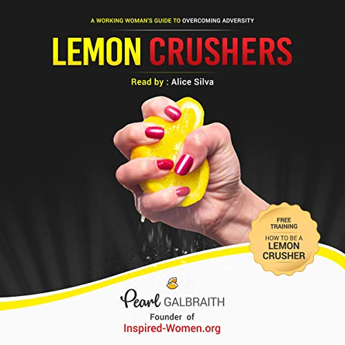Lemon Crushers audiobook cover art