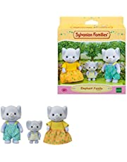 Sylvanian Families 677888 Familie Olifant 5376 Speelgoed Pc