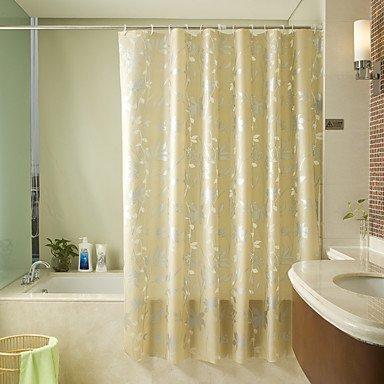 ZYT Salle de bains WC hydrofuge newfangled Location de rideaux de douche . 71*79in