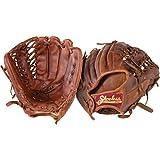 SHOELESS JOE 12 1/2' Proffesional Series 6 Finger Baseball Glove, Right Hand Throw