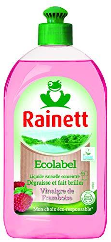 Rainett Liquide Vaisselle Ecologique Framboise 500ml