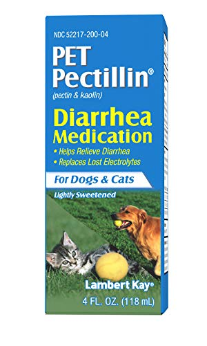 Lambert Kay Pet Pectillin Diarrhea Medication for...
