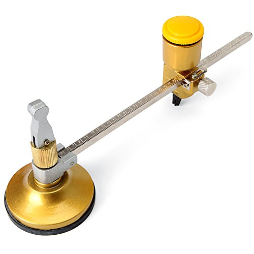 Heavy-duty Circular Glass Cutter with Suction Cup 40#