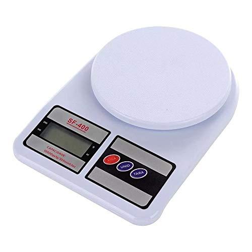 Balança Digital De Cozinha Para Alimentos/Medidas Alta Precisão Até 10kg