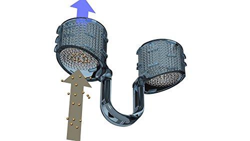 Sistema de FILTROS nasales de PARTICULAS Best Breathe® Filter, ref.: 05015, incluye 1 Porta Filtros talla S con 8 mm de diámetro interior (uso mayormente para adolescentes y mujeres) y 30 filtros de recambio. ¡Para filtrar POLVO, SUCIEDAD, POLENES, VIRUTAS, CASPAS, ESPORAS, gérmenes y otros alérgenos entre 20 y 60 micras de tamaño! ¡Protéjase de la polución!