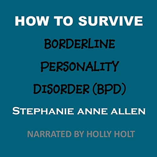 How to Survive Borderline Personality Disorder (BPD) cover art