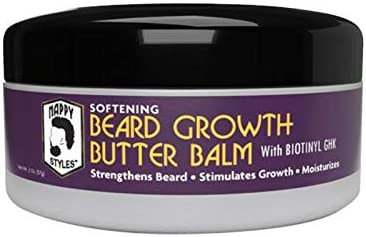 Nappy Styles Beard Growth Butter Balm 2 Oz product image