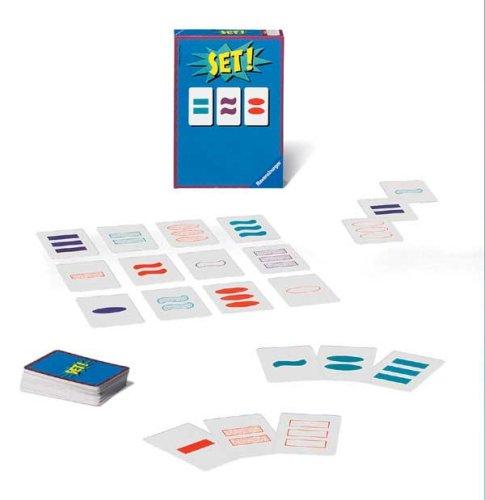 Ravensburger 27175 - Kartenspiel Set