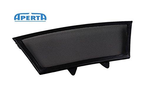 Aperta Windschott passend für Mercedes-Benz SLC,SLK R172 100% Passgenau OEM Qualität Schwarz Windstop Windabweiser