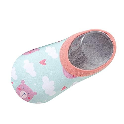 Baby Schuhe Lauflernschuhe Jungen Badeschuhe Mädchen Bodensocken Aquaschuhe Sommer Schuhe rutschfeste Wasserschuhe Atmungsaktives Strandschuhe Schnorchelschuhe