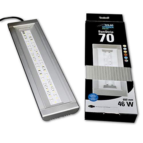 Econ Lux sunstrip Kit d'Trip 70 W Fresh RVB/W 65 cm 45,5 W pour Aquarium d'eau Douce