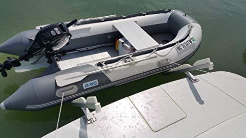 Davit Davits Inflatable Boat Pull on Davit Weaver
