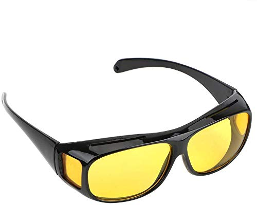 Autofahrbrille Nachtsichtbrille Sonnenbrille Unisex HD Vision Sonnenbrille Brille UV-Schutz