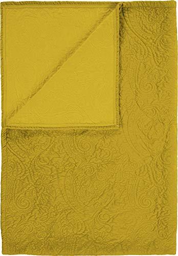 Essenza sprei geel maat 180x265 cm