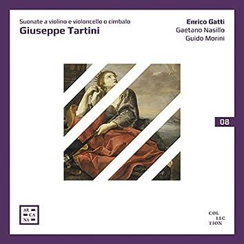 Tartini: Suonate a violino e violoncello o cimbalo