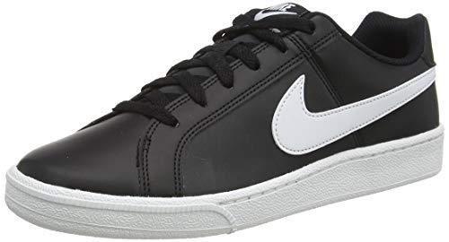Nike WMNS Court Royale SL, Chaussure de Piste d'athlétisme Femme, Black/White, 40 EU