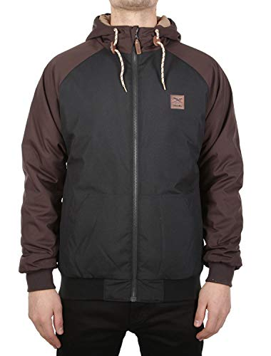 IRIEDAILY Another Flag Jacket [d Brown]