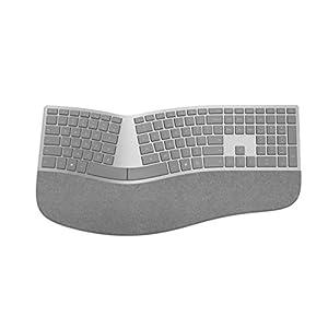 "Surface Ergonomic 無線キーボード (英字キー配列)"""