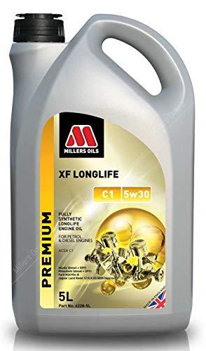 Millers Oils XF Longlife 5w30 C1 volledig synthetische motorolie, 5 liter