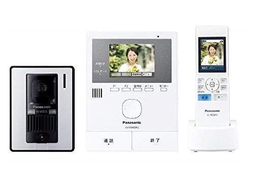 パナソニック ワイヤレスモニター付 テレビドアホン どこでもドアホン VL-SWD302KL