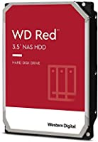 WD Red, Disque dur interne NAS 4 TB - 5400 rpm, SATA 6 Gb/s, SMR, Cache de 256 MB, 3,5 po