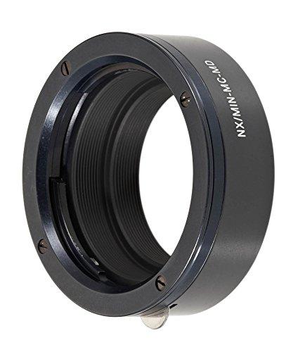 Novoflex Adapter Minolta MD und MC Objektiv an Sony NEX/Alpha 7