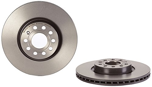 Brembo 09.9772.11 - Disque du Frein Avant avec revêtement anti-corrosion UV - Jeu de 2 disques