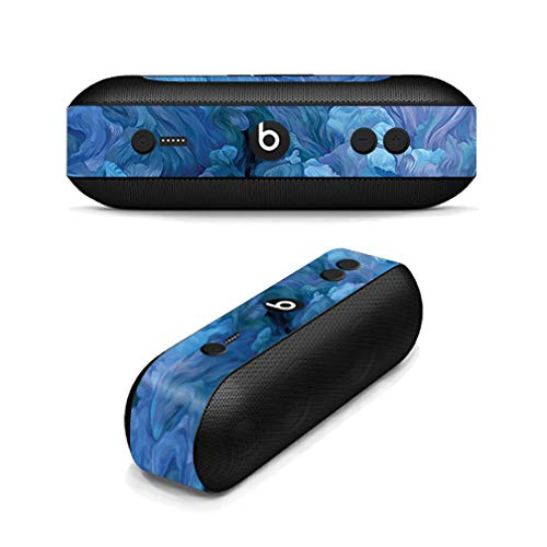 MightySkins Skin Compatible With Beats Pill Plus - Typhoon | Protective, Durable, and Unique Vinyl Decal wrap cover | Easy To Apply, Remove, and Change Styles | Made in the USA