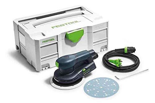Festool 575051 ETS EC 150/5 EQ Random Orbit Sander