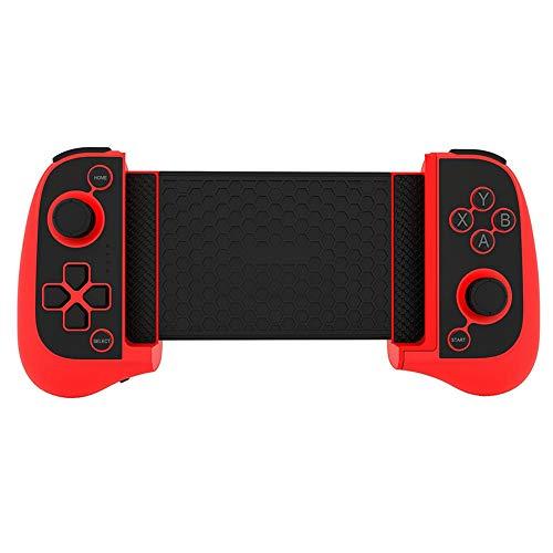 Manette de jeu sans fil Android Ios Manette de jeu sans fil Manette de jeu télescopique Bluetooth pad pour téléphone mobile