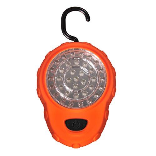 ProPlus 440258 Multifonctions Lampe 39 LED avec Crochet et Aimant